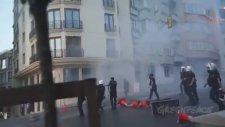 Dünya Basınında İstanbul Olayları!