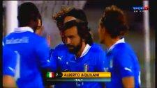İtalya 4-0 San Marino (Maç Özeti)