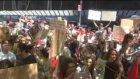 New York'ta Taksim protestosu