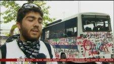BBC News canlı yayını - İstanbul Olayları