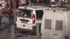 Taksim Gezi Parkı Polise Linç Girişimi