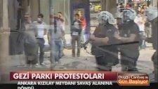 Ankara Kızılay Meydanında Son Durum