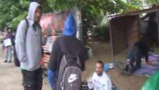 Gezi Parkı'nda Kandil Simidi