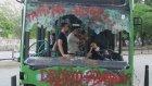 Taksim Gezi Parkı'nda Piston Aşağı İndi