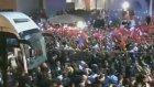 Recep Tayip Erdoğan  Tunus'tan selamlar getirdim