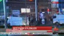 Kızılay'da eylemcilere TOMA'lı müdahale!