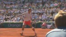 Rafael Nadal'ın Jenerikleri Değiştiren Sayısı