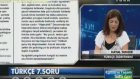 Sbs 2013 Türkçe Soru Çözümleri 08.06.2013