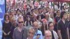 Eskişehir'de Gezi eylemine 5 bin kişilik destek yürüyüşü