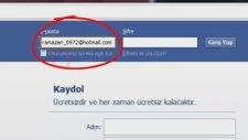 Facebook Çalma