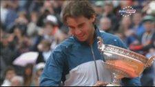 Fransa Açık'ta Rafael Nadal Şampiyon Oldu Tarihe geçti