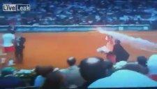Fransa Roland Tenis Turnuvası Finalinde Şok Protesto