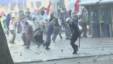 Gezi eylemcisi Ethem Sarısülük'ün vurulma anı