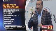 Tayip Erdoğan Mersin Konuşması