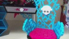 Monster High Frankie Stein Vanity Set - Türkçe Tanıtım