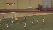 Kaleciden son dakikada beraberlik golü