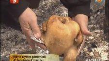 Tenekede Tavuk Nasıl Yapılır
