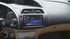 Honda Civic Fn2 Kenwood Multimedia Navigasyon Interface Caraudıosoul