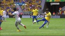 Neymar'dan Müthiş Vole!