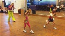 Sabah Sporu - Dansı Freezer Reggaeton Beden Eğitimi Zümresi Topkapı Doğa Koleji