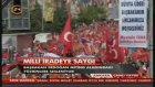 Ülkücüler'in Erdoğan'ı mest eden pankartları