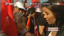 AKP Kazlıçeşme Mitingi - G*tünün Kılı