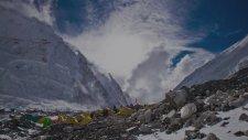 Everest Tırmanışı Hızlı Çekim