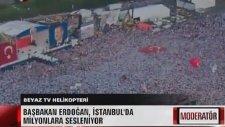 Tayyip Erdoğan Kazlıçeşme Mitinginde BBC'a Bunuda Gizle!