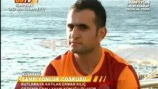 Erman Kılıç GS Tv'ye Konuştu!
