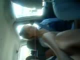 Trafikte Canı Sıkılan Kızlar:)
