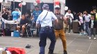 Bu Dansa Polis Bile Dayanamadı