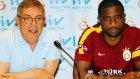 Galatasaray'ın Yeni Transferi Aurelien Chedjou'un Açıklamaları