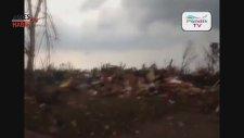 Ölümcül Kasırga Amerika'yı Yerle Bir Etti