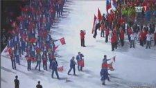 17. Akdeniz Oyunları Açılış Töreni