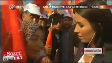Beyaz Tv'de Skandal! Erdoğan'ın G... Kılıyım...