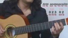 Ders : Gitar Artık Sevmeyeceğim