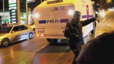 Dün Ankara Kennedy Caddesinde Polis Müdahalesi