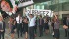 Grup Yürüyüş - Ağaç Kurdu (Gezi Parkı)