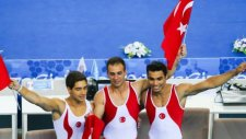 Ümit Şamiloğlu Akdeniz Oyunları Tarihinde İlke İmza Attı!