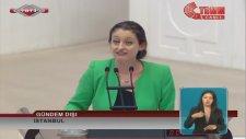 Şafak Pavey Meclis Genel Kurul Konuşması