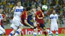 İspanya 7-6 İtalya (0-0) - Maç Özeti-Penaltılar