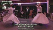 Konya'da İlahi Ekibi Ve Semazen Gösterisi