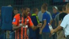 Lucescu'nun yıldızı Douglas Costa'dan müthiş frikik golü