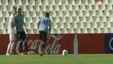 U20 Dünya Kupasında Mükemmel Frikik Golü