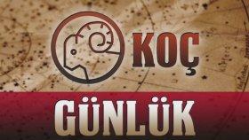 KOÇ Burcu 29 Haziran Yorumu - Astrolog Demet Baltacı