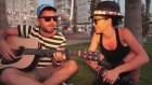 On The Road With Inna #64 - Israel - Inna Singing With Radu ( Play & Win )