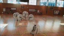 Yeni icat balon futbolu