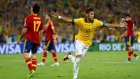 Brezilya 3-0 İspanya (Maç Özeti)