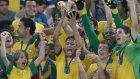 Evinde Şampiyon Brezilya Oldu! Brazilya vs İspanya
