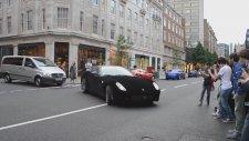Kadife Kaplamalı Ferrari